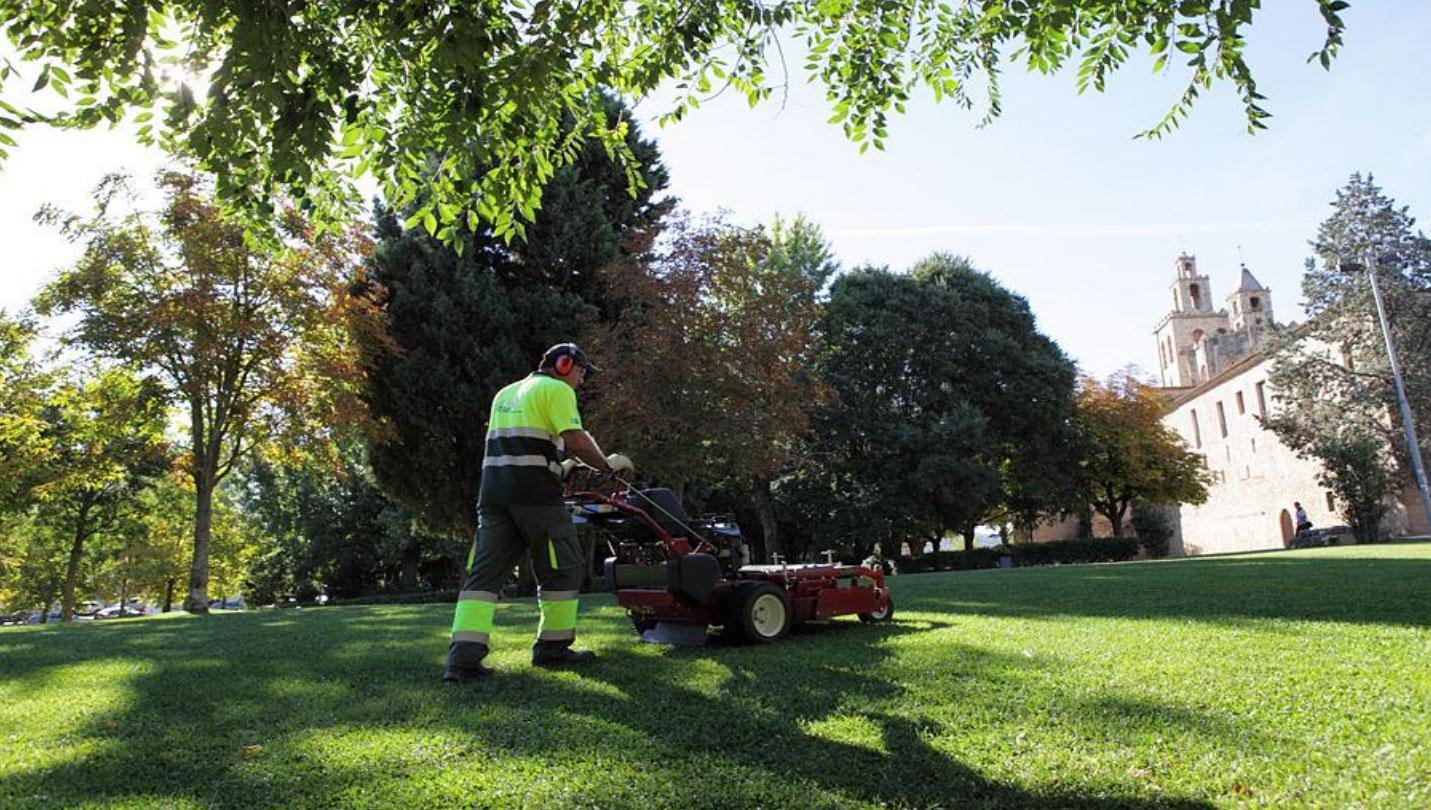Conservaci n y mantenimiento de parques y jardines for Mantenimiento de parques y jardines